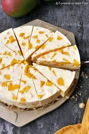 mango zitronen cheesecake