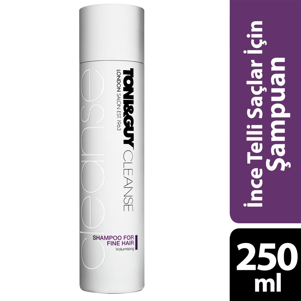 Toni and Guy Volume Addiction Shampoo - 250ml