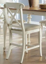 Counter Height Chairs With Backs by Furniture White Washed Counter Height Stools With Backs And