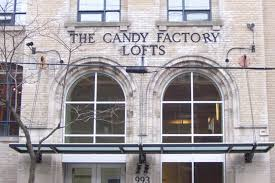 100 Candy Factory Lofts Habitats The