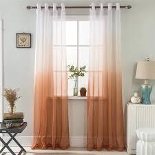 farbverlauf gardinen mit tülle jarl home decoration multicolor fenster bildschirm für wohnzimmer günstige tüll vorhang für schlafzimmer hotel vova