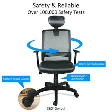 Padded Headrest Mesh Office Chair With Adjustable Headrest Best Chair For Programmers For Working Or Studying Code Delay Furmax Mid Back Office Mesh Desk Computer With Amazoncom Chairs Red Comfortable Reliable China Supplier Auto Accsories Premium All Gel Dxracer Boss Series Price Reviews Drop Bestuhl E1 Black Ergonomic System Fniture Singapore Modular Panel Ca Interiorslynx By Highmark Smart Seation Inc Second Hand November 2018 30 Improb Liquidation A Whole New Approach Towards Moving Company
