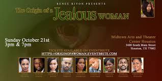 The Origin Of Jealous A Woman 21 OCT 2018