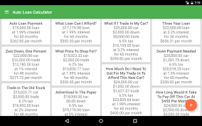 Amazon.com: Auto Loan Calculator: Appstore For Android Vehicle Insurance Premium Calculator Video Youtube Vehicle Loan Payment Calculator Wwwwellnessworksus Commercial Truck Division Commercialease Ford Fancing Official Site 2018 Gmc Sierra 2500 Denali Auto Payment Worksheet Function How Would I Track Payments In Excel Diprizio Trucks Inc Middleton Dealer To Calculate Car Payments A Coupon 7 Steps With Pictures