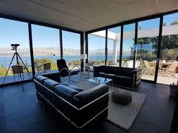insel brac dalmatien moderne villa mit meerblick
