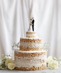 No Bake Rice Krispies Wedding Cake Recipe