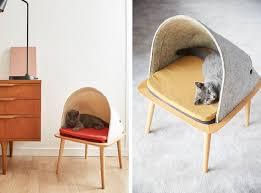 modern cat modern cat bed chairs creative modern cat bed editeestrela design