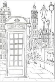 Keptalalat A Kovetkezore London Coloring Book