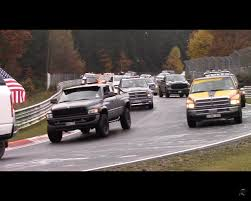 100 Largest Pickup Truck Ram Owners Break The Record For Parade Of S On The