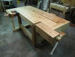 roubo scandinavian workbench might be nicest bench ever