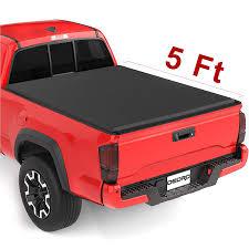 100 Canvas Truck Cap Diy Camper Shell Topper Reviews Convert Bed