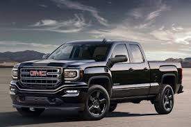 100 Blacked Out Truck GMC Sierra Elevation Edition GMC Life