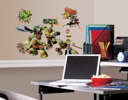 Ninja Turtle Decorations Ideas by Teenage Mutant Ninja Turtles Bedroom Decorating Ideas Design Ninja