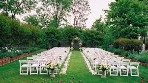Venues Backyard Wedding