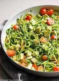 cuisiner courgette spaghetti courgette spaghetti comment agrémenter des spaghetti de