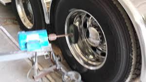 100 Truck Rim Aluminum Wheel Rim Polisher On The Truck Polishing YouTube