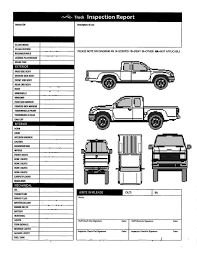 100 Truck Inspection Checklist Template Templates 22879 Resume Examples