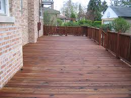 deck cleaning services staining sealing restoration