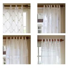 Taylor Linens Curtain Panels Collection Are Made With 100 Linen