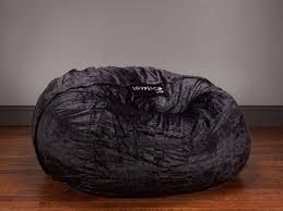 Black Lovesac Bean Bag