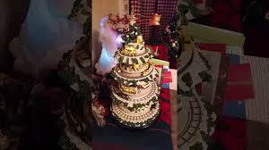 Pittsburgh Steelers Musical Christmas Tree