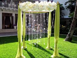 Outdoor Wedding Decoration Ideas For Your Party