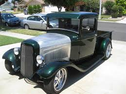 100 31 Ford Truck Pick Up Custom Lengthened Hood By The Metal Surgeon