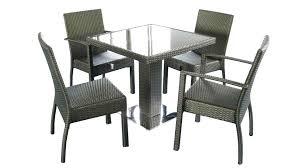 Rattan Dining Sets Indoor Wicker Furniture