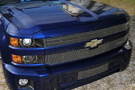 100 Grills For Trucks 2015 Chevy Silverado 3500HD Dualie Six Pack