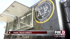 100 Vegas Food Trucks Truck Hub Coming To Downtown Las
