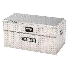 100 Small Truck Tool Box Tradesman Size Single Lid Flush Mount Walmartcom