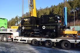 100 Shunting Trucks Elektro Vehicle For Warsteiner Brewery Germany WINDHOFF