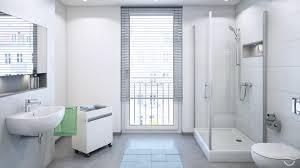 klassisches und modernes badezimmer design dusche