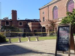 berkeley congregation shows resilience in wake of fire berkeleyside