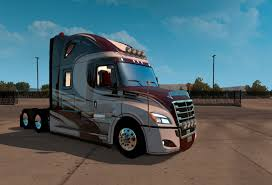 Freightliner Cascadia 2018 Skin Mod - American Truck Simulator Mod ... Freightliner Cascadia Swift Transportation Skin Mod Ats Mods 2012 125 Day Cab Truck For Sale 378148 Miles 2017 Freightliner Scadia Evolution Tandem Axle Sleeper For Takes Wraps Off New News Spied New Gets Supertrucklike Improvements Daimler Trucks North America Teams Up With Microsoft To Make Used 2014 Sale In Ca 1374 Unveils Truck Adds The Cfigurations For Fix 2018 131 American Prime Inc Automatic My New Truck Youtube