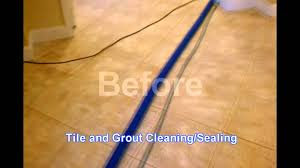 ceramic and tile sealing and floor waxing