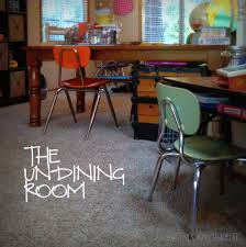 Our Home The Un Dining Room Is What You Make It