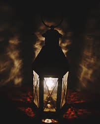 Underwriters Laboratories Portable Lamp Brass by Vintage Lantern Lamp Underwriters Laboratories Metal Table