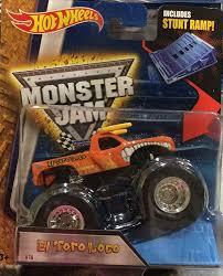 100 El Toro Monster Truck Amazoncom 2016 HOT WHEELS Jam EL TORO LOCO ORANGE WITH