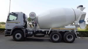 100 Cement Truck Capacity Indias Largest Selling Transit Mixer KYB Conmat Pvt Ltd