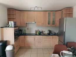 ikea küche gut erhalten modern inkl elektrogeräte