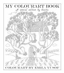 Category Colouring Books
