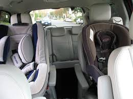 2008 Toyota Highlander Captains Chairs by 2008 Dodge Grand Caravan Long Term Road Test Interior