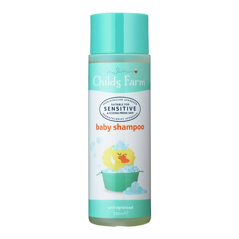 Childs Farm Baby Shampoo - Unfragranced, 250ml