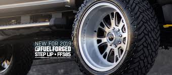 100 4x4 Truck Rims Fuel OffRoad Wheels