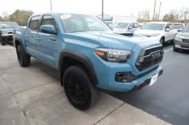 100 Truck Pro Charlotte Nc PreOwned 2018 Toyota Tacoma TRD Pickup In HD3767