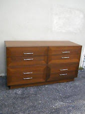 Johnson Carper Mid Century Dresser by Mid Century Console Ebay
