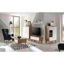 set wohnzimmermöbel im skandi design cablos ii 5 teilig