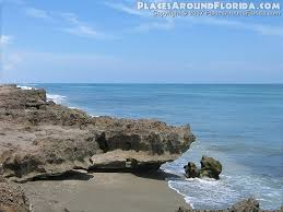 beach at the house of refuge in stuart florida bathtub reef