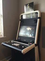 X Arcade Mame Cabinet Plans by Vewlix U0027slim U0027 Arcade Cabinet Machine 13 Steps